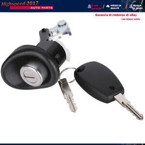 Serrure-bouton-de-coffre-avec-2-cles-pour-Renault-Twingo-1993-a-2007-7701367940