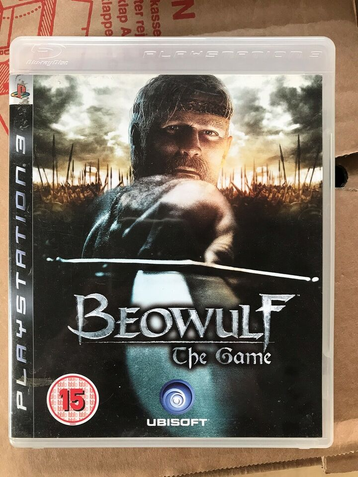 Beowulf, PS3, action