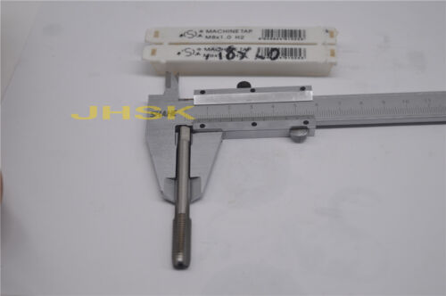 left hand reverse wire taps(2pcs) 8.0mm x 1 Metric Machine Tap M8 x 1 mm