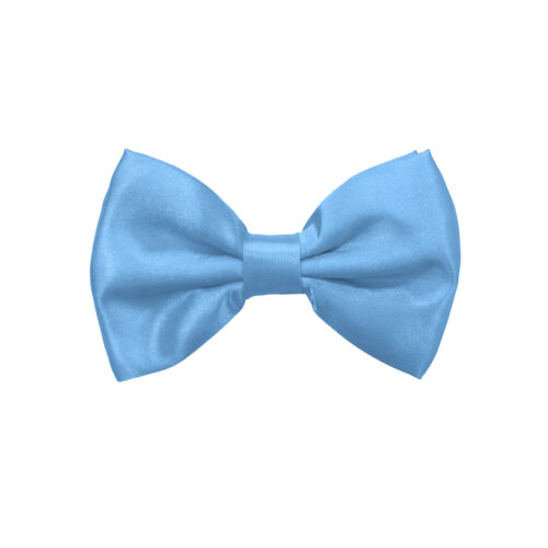 NEW Boys//Girls Double Layers Pre Tied Satin Wedding Party Tuxedo Quality Bow Tie