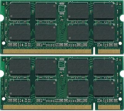 Ship 4GB ● 2x2GB Memory RAM ● SODIMM//SO-DIMM ● DDR2 ● PC2-5300 ● 667MHz ● U.S