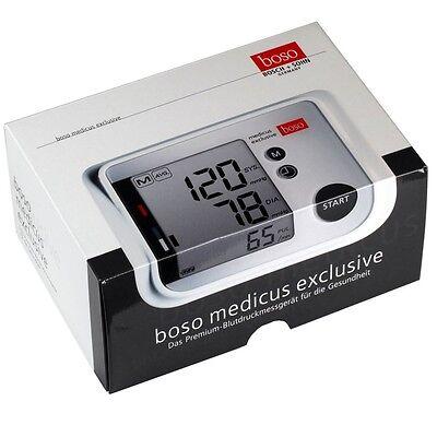 boso medicus exclusive - Messgerät mit Sprachausgabe - neu & OVP v. med. Fachhd.