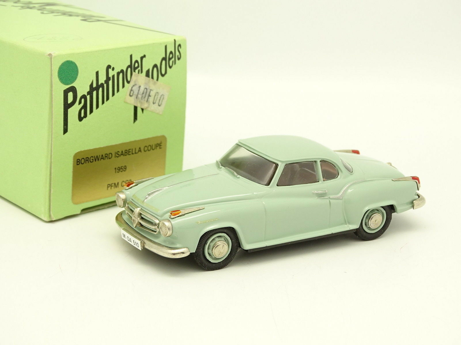 Pathfinder Models 1 43 - Borgward Isabella Coupé 1959