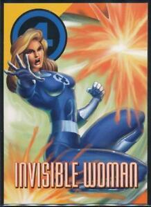 1996 Marvel Vision Trading Card #35 Nightcrawler