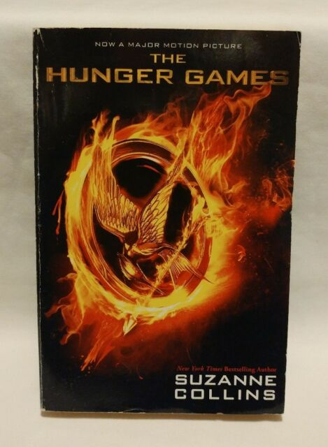 The Hunger Games by Suzanne Collins (Paperback, 2012 ...
