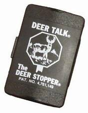Elk Inc Mule Blacktail Whitetail Deer Talk Stopper Game Call Hunting Pocket Size