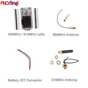 1/2/4Pcs SX1276 868MHz-915MHz LoRa Module OLED ESP32 IOT Development Board