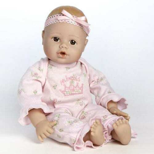 """13/"""" Doll by Adora Dolls Brown Eyes PlayTime Baby Little Princess"""