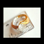 thumbnail 5 - Ladies Silver Gold Plated Solitaire  Ring Size 4.5 9.5 10 Cubic Zirconia