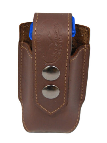 NEW Barsony OWB Brown Leather Holster Mag Pouch Makarov Small 380 Ultra Comp