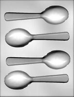 6 Inch Spoons Chocolate Candy Mold From Ck 9991 -