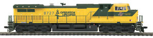 HO-MTH-Chicago-Northwestern-Dash-9-Diesel-for-2-Rail-DC-w-DCC-amp-Sound-80-2293-1