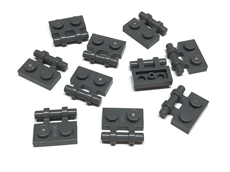 300421 Lego Basic Stein 1 x 2 Rot 15 Stück Neu