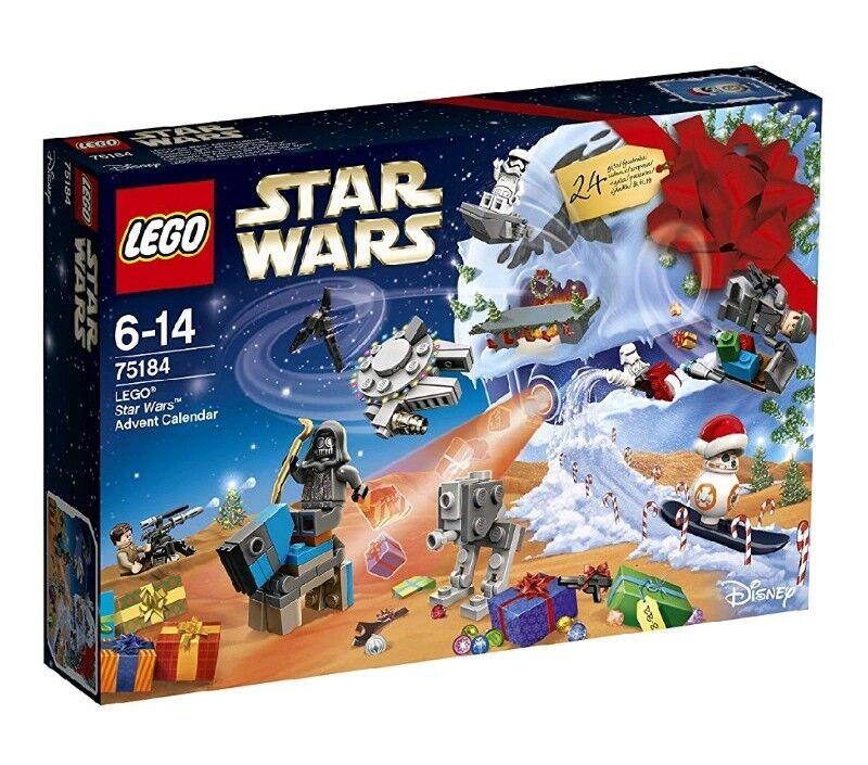 2x LEGO Star Wars Advent Calendar 75184 Brand New