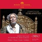 Feruccio Furlanetto in Don Carlo,Boris Godunow von Furlanetto,Wiener Staatsoper,Gatti (2014)