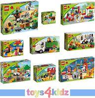 Lego® Duplo® Zoo / Zirkus 6136 - 6175, 10502 - 10576 Zum Auswählen Neu / Ovp