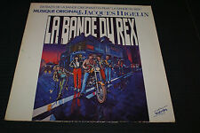 LA BANDE DU REX soundtrack LP Jacques Higelin FRENCH Pressing IMPORT OOP VG+/NM