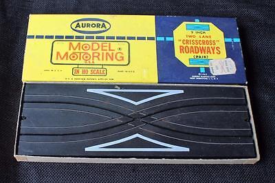 AURORA MODEL MOTORING- HO GOOD 1347 SPEED CONTROL W14