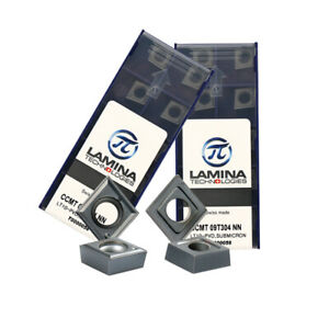 LAMINA CCMT120404-NN LT10 10pcs carbide inserts