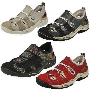 Ladies Rieker Casual Shoes L0561