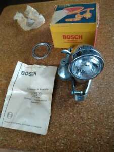 Vintage bosch cycle lamp Bicycle