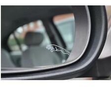 Jaguar Leaper wing mirror Stickers X2 XE XF XK XKR FTYPE XJ XJS RS XKR Xmas Gift