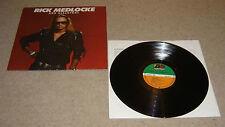 Rick Medlocke & Blackfoot Vinyl LP + Inner Sleeve - EX