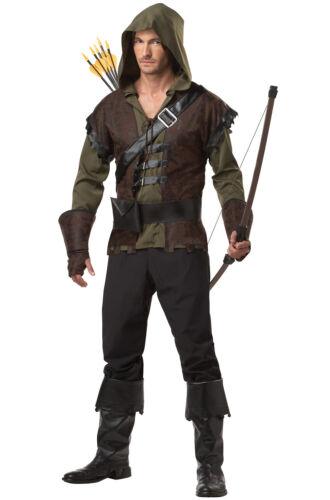 Brand New Robin Hood Prince of Thieves Renaissance Adult Halloween Costume