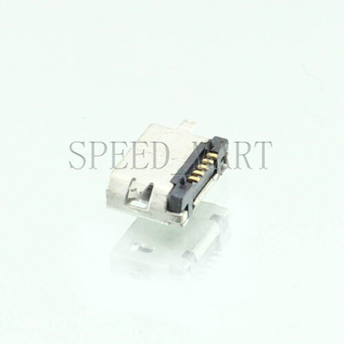 5 pcs Micro Mini USB Female Socket jack connector 5-pin B Type SMT for Phone