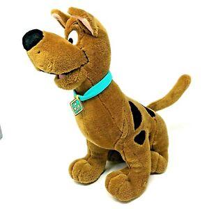 "SCOOBY DOO  Plush 14"" Dog Cartoon Network Hanna-Barbera TV Cartoon Character"