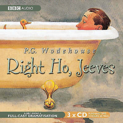 1 of 1 - Right Ho, Jeeves (BBC Audio), P. G. Wodehouse, Acceptable Book