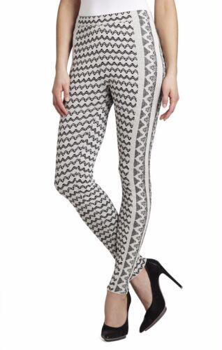 Pantalon 10 6 S Leggings 4 Blanc 8 Marnie 289 12 M 0 L XS 2 Noir Nwt Bcbg Soie Xxs TqxZtZnFw