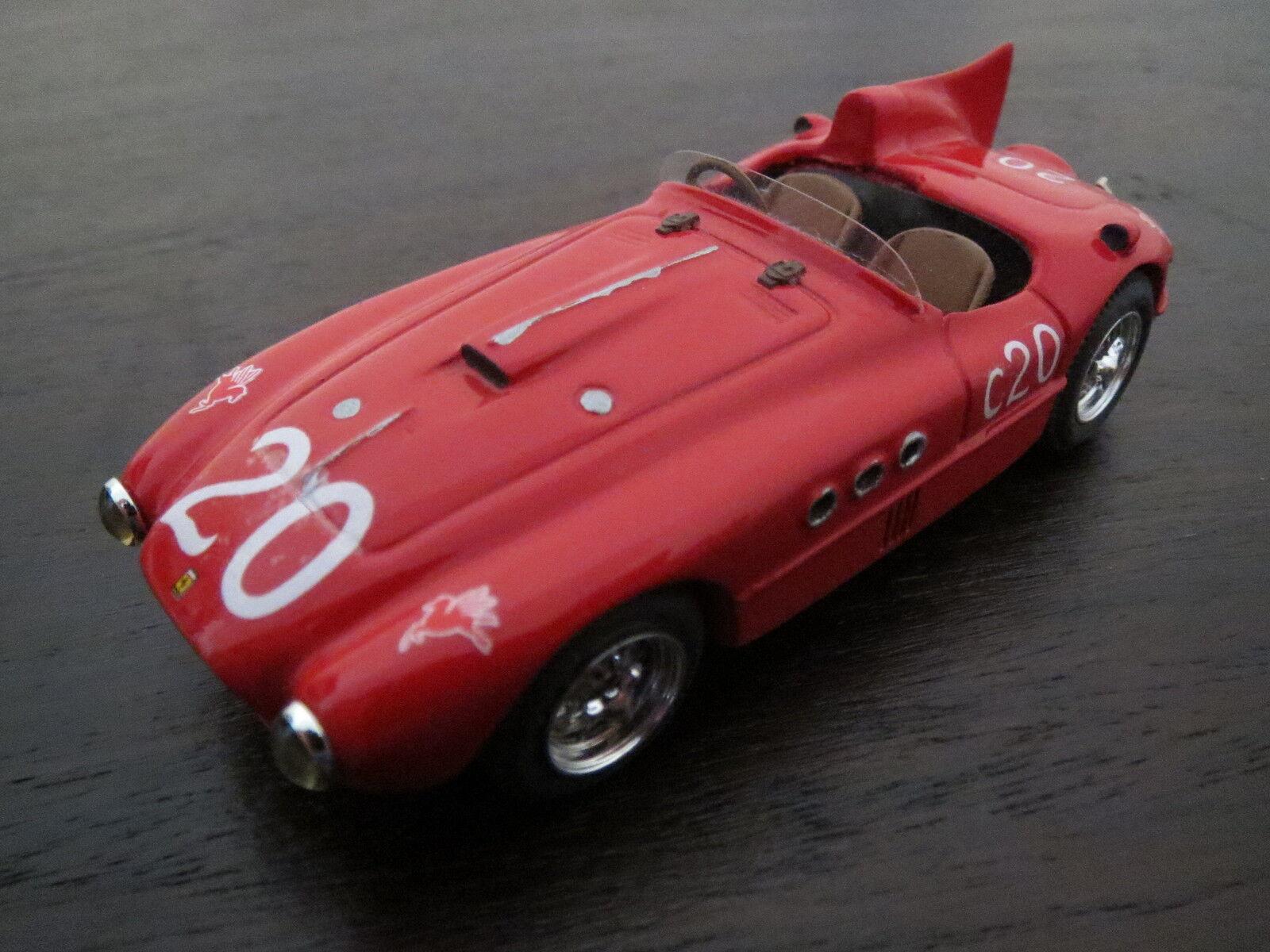 RAR  Top Model Collection Ferrari 375 MM (1955), rot, 1 43, TOP
