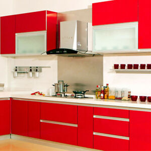 New Exquisite Kitchen Cabinet Pvc Self Adhesive Wallpaper Rolls For