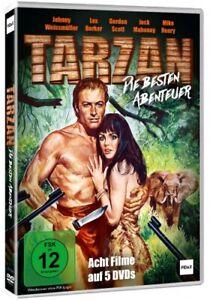 Tarzan-Die-besten-Abenteuer-DVD-8-spannende-Abenteuer-Pidax