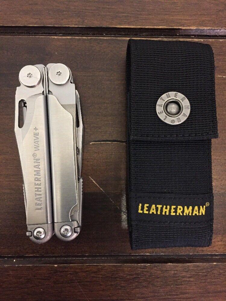 Leatherman Wave Plus Multi Tool.