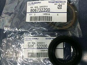 Details about OEM Subaru Rear Drive Axle Seal Kit Legacy Forester Outback  Impreza WRX STI X2