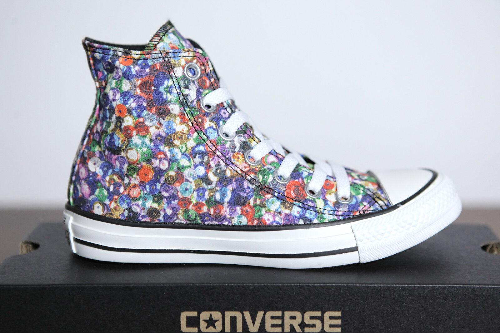 Neu All Star Hi Converse Chucks Hi Star Leinen+ Leder Damen Sneaker viele Farben Modelle 79b9ef