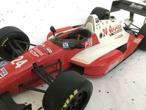 1:18 Minichamps Lola T93 Ford Service '93  24 Walker Racing Ribbs Limited Editio