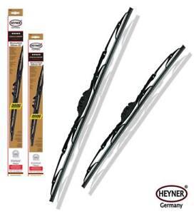 VAUXHALL-VECTRA-2002-HEYNER-front-windscreen-WIPER-BLADES-24-039-039-19-039-039-set-of-2