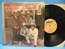 Rudy Flores Y Su Grupo Los Chavos Yo Tus 15 Anos Juguete Viejo 1987 FRLP 1412