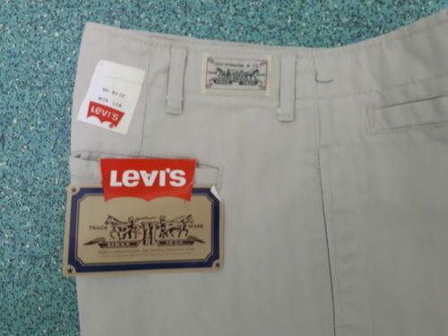 """Vintage Levi/'s Classic Fit Jeans Waist 28/"""" Leg 34/"""" Faded Sandy Brown Mens Jeans"""