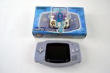 Nintendo Game Boy Advance Pokemon Center Suicune Console Blue Complete in Box!
