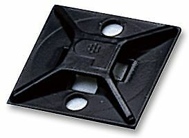 ABS ADHESIVE MOUNT BLACK Accessories Cable Management - CC58864