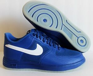 Nike Lunar Force 1 Fuse NRG White Game Royal