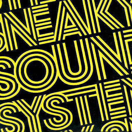 1 of 1 - Sneaky Sound System by Sneaky Sound System (CD, Dec-2006, (Independently by...