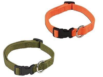 Farm-Land Hunde Halsung Reflektor Signal Gelb Halsband Hundehalsband Outdoor