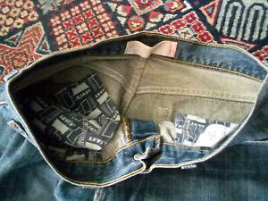 Rare Levis 527 Jeans Low Boot Cut Vintage Levis`s Hose Usa Levi Pants 32/30