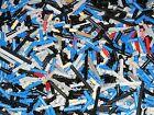 LEGO 100 Technic Mindstorms Pins Axles Bush Connector Parts Random Pull Mix