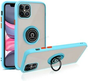 For-iPhone-12-Pro-Max-Hybrid-Rugged-Rotation-Ring-Kickstand-Case-Phone-Cover